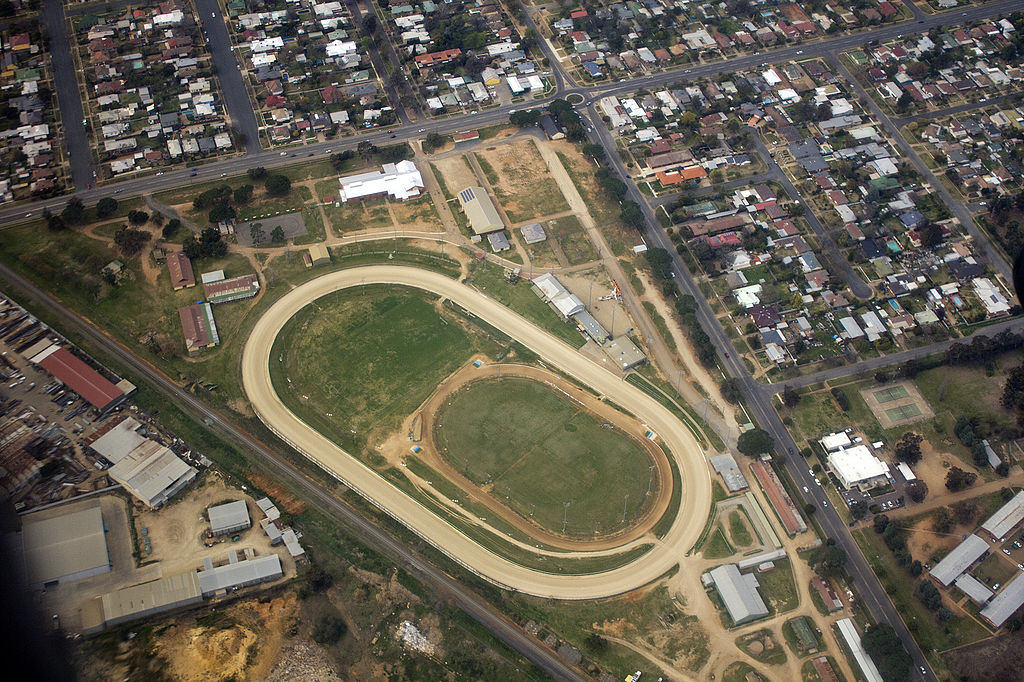 Showground Relocation