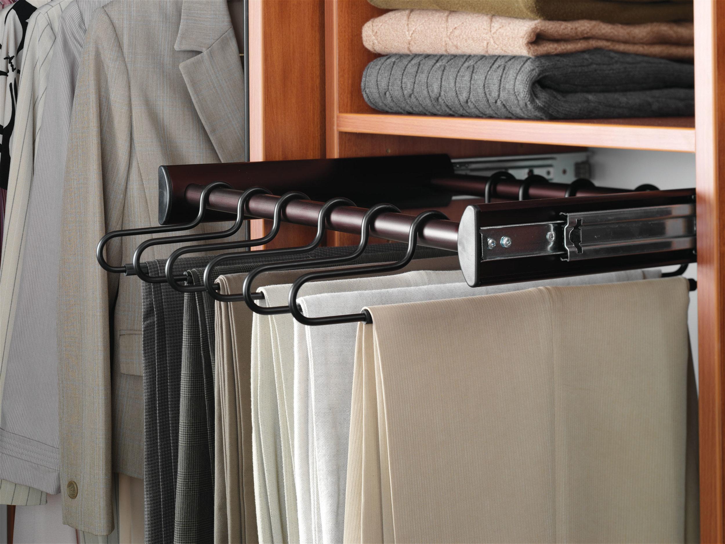 Retractable Pant Rack