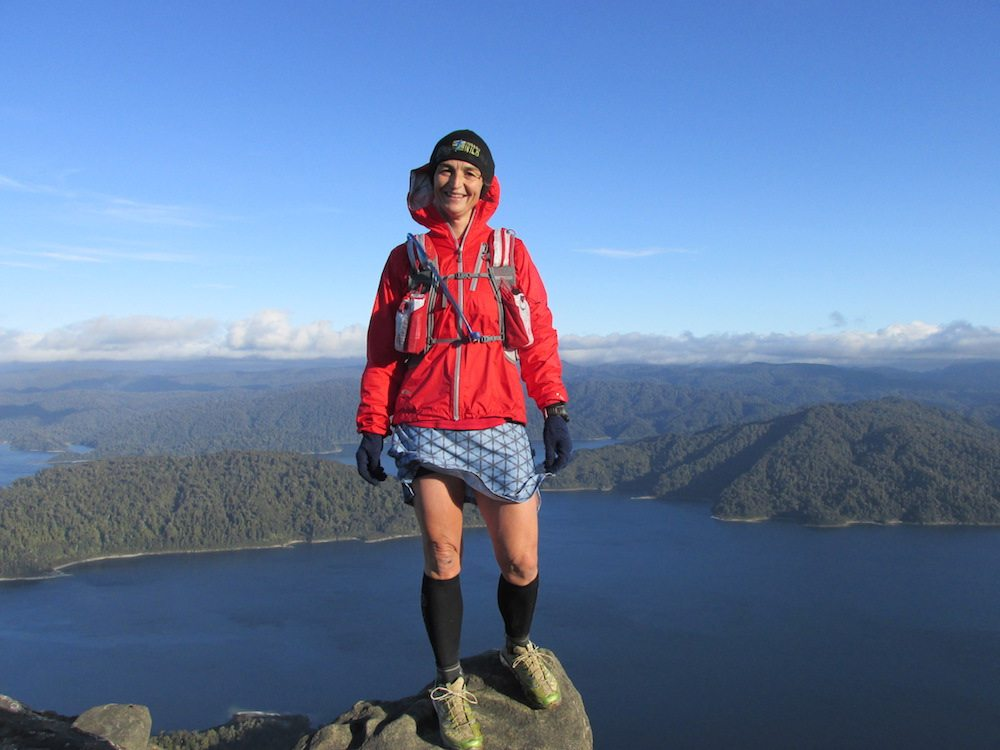 Vicki Woolley   Course Manager   I have happy memories of accompanying my father on his daily possum trapline as a pre-schooler. I couldn't last the distance back then, and at some point each day he would swing me up by the back of my bright orange parka and deposit me into his hunting pack to sleep the remaining few kms. Those early forays sparked an unbridled love for wild and beautiful places. My first seat on the Total Sport bus was (like yours!) as participant. For a short time I occupied the accountant's chair, but it became increasingly difficult to keep me indoors and I now fill my days wandering happily around in the bush bearing the title of Course Manager. What gets me out of bed at 3am on event morning?  1. Today we will introduce people to an astonishing part of New Zealand. 2. Today we will support some people to do more than they thought they could. 3. Today we might make a difference. Maybe someone will gain confidence to challenge themselves in a different arena? Maybe someone will be inspired to defend our wild spaces?  One person in a thousand experiencing a positive shift is reason enough to get me out of bed.