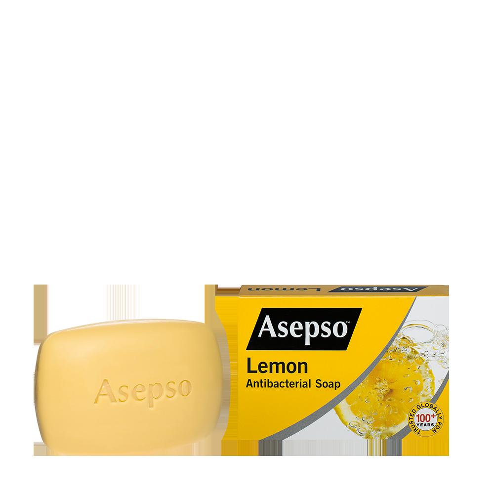 Soap - Lemon 150 g.png