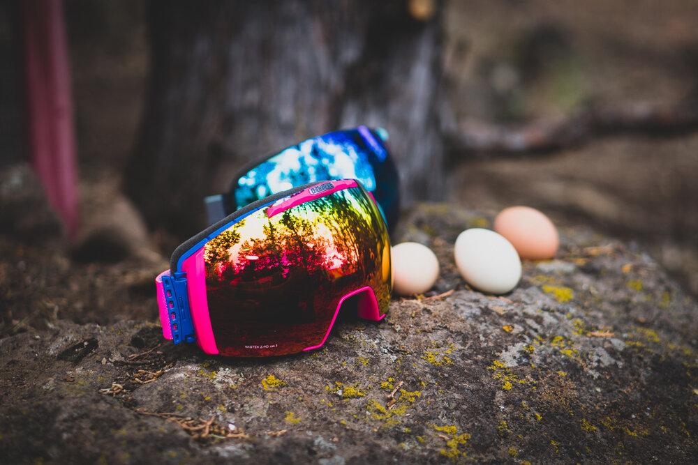 D Curve women's snowboard goggles