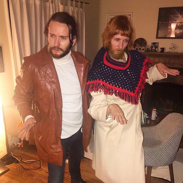 Happy Halloween from some Pride Siblings #happyhalloween