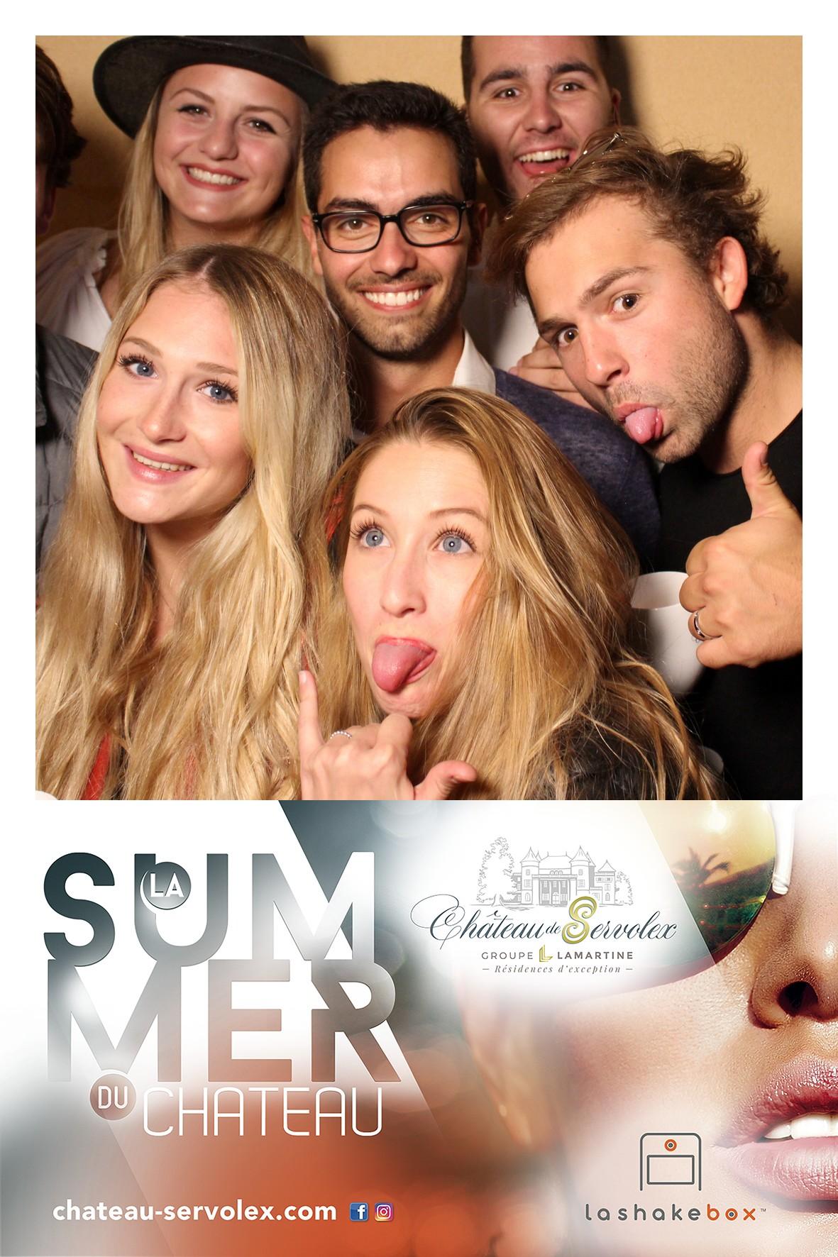 EVENT : Les Summers Du Chateau