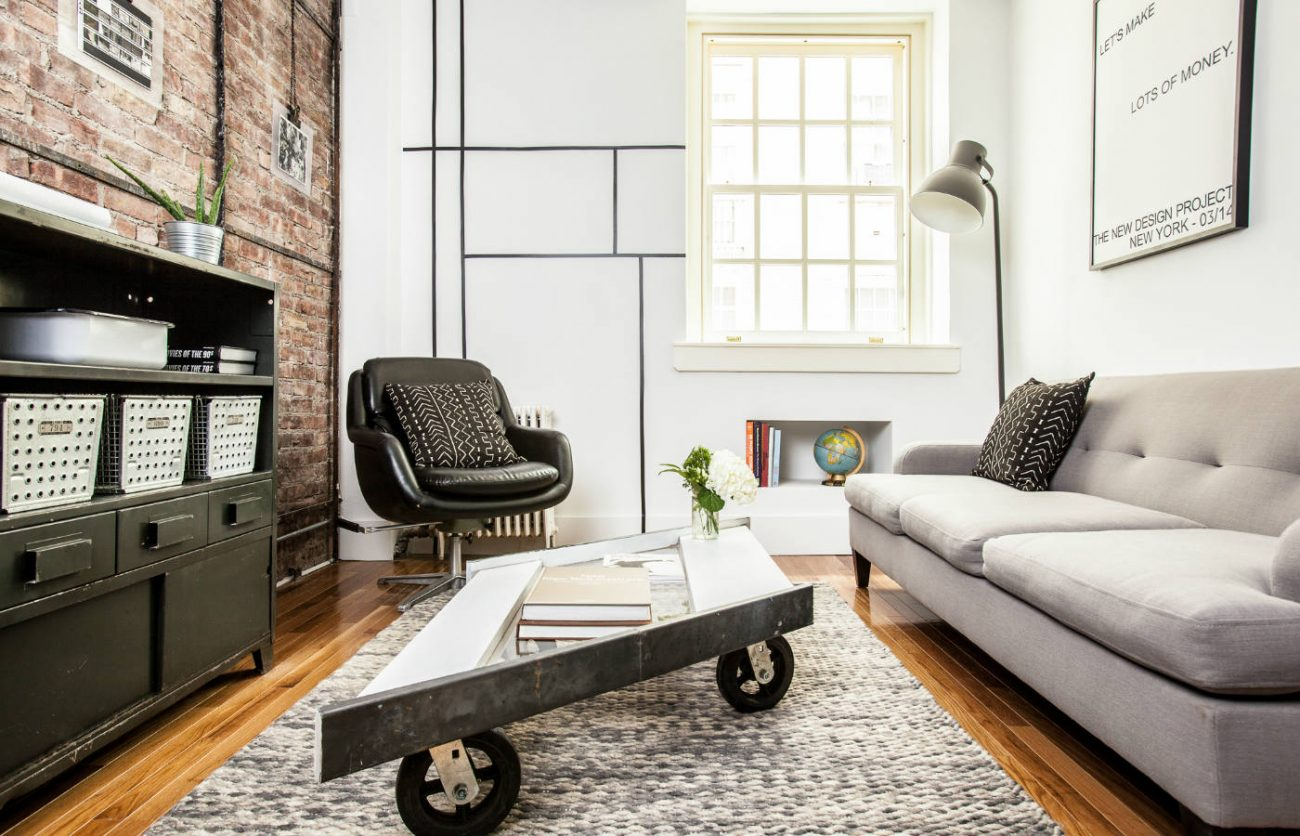 repurposed-coffee-table-with-metal-accents-and-casters.jpg