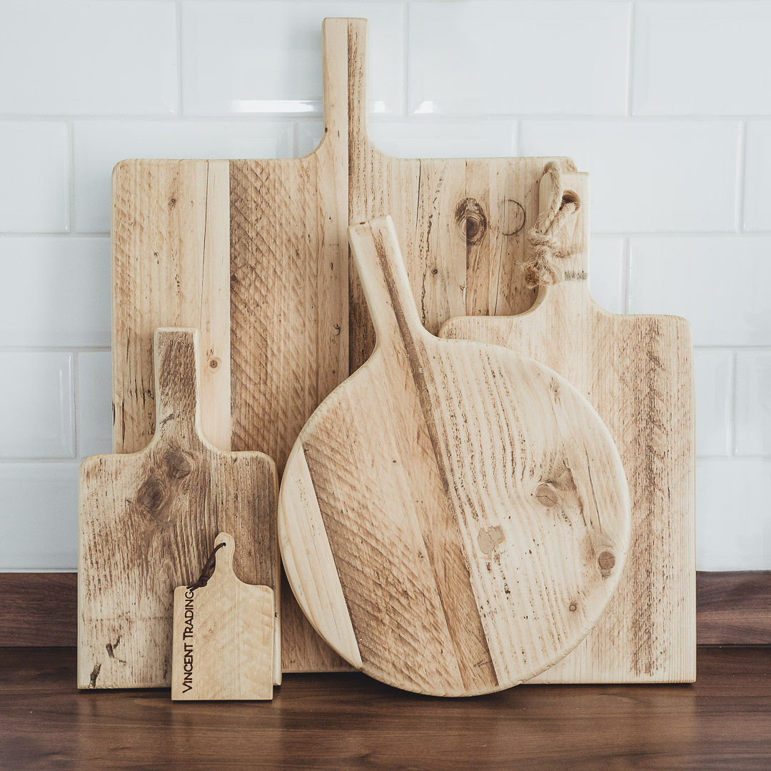 chopping boards - Finished with food safe oil, these boards come in various shapes and sizes