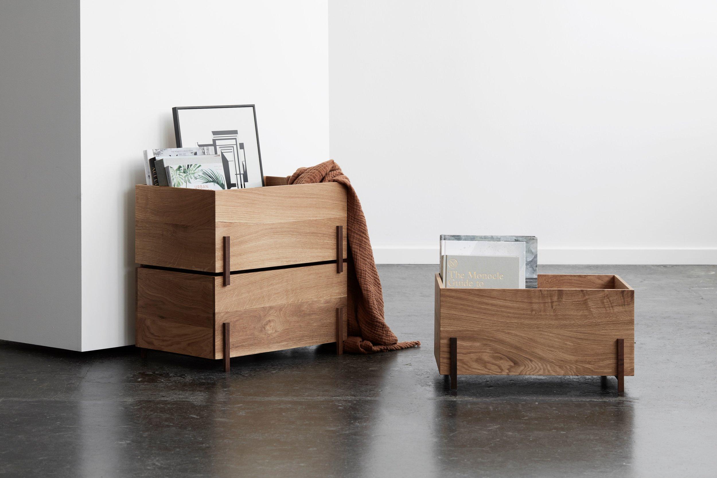 Stack Storage Boxes