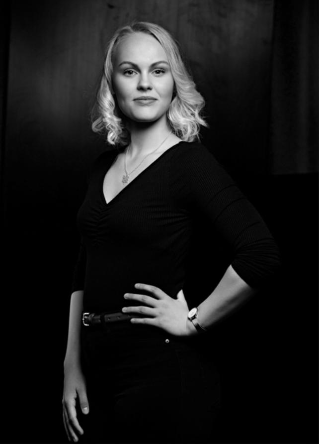 ANNA MALMSTÉN - ► Födelseår: 1999► Hemort: Ekenäs► Produktioner: LasseMajas Detektivbyrå (2018), Musikteatern: 18; Kulturhuset Karelia (2017-2018).CV
