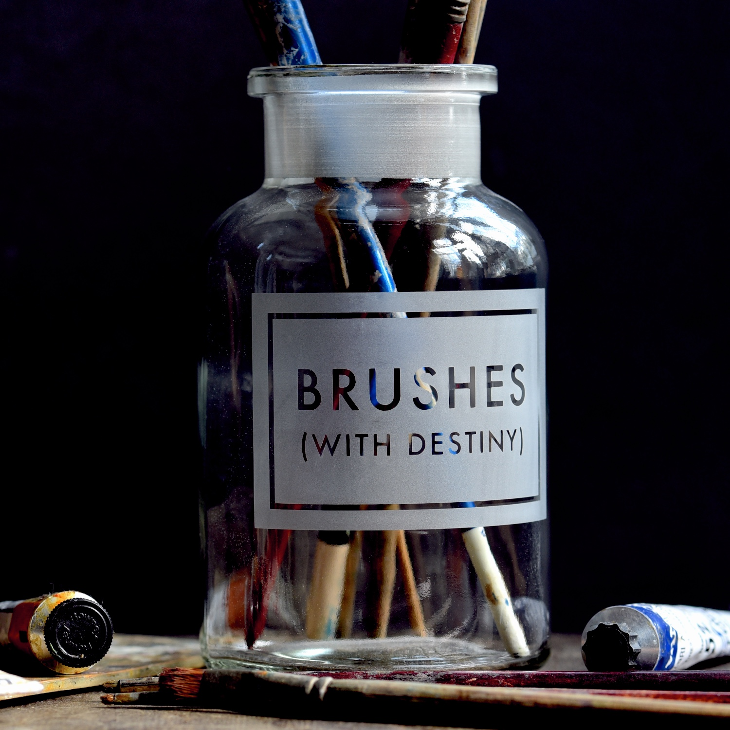 brushes-with-destiny-etched-apothecary-jar-vinegar-and-brown-paper.jpg