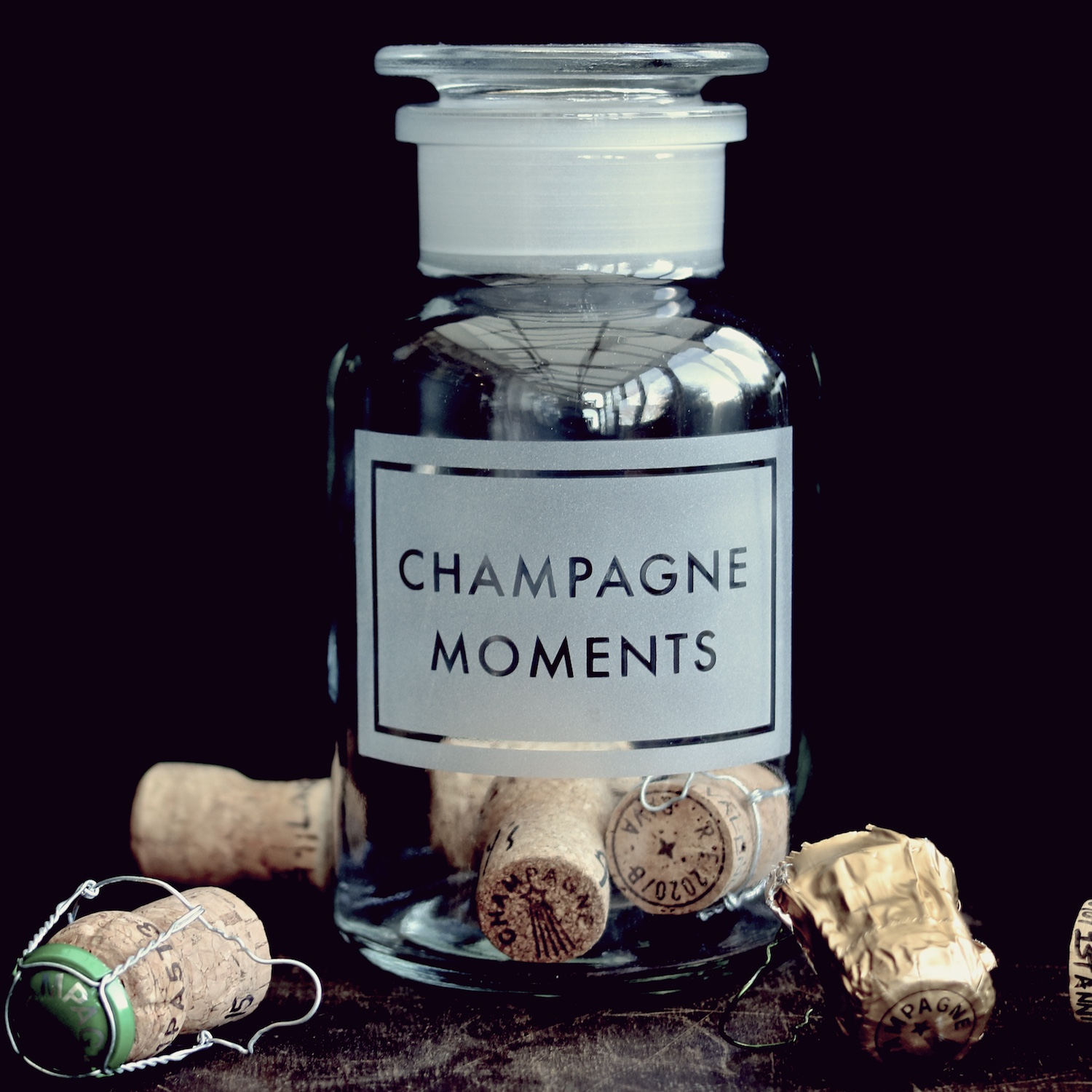 champagne-moments-etched-apothecary-jar-vinegar-and-brown-paper.jpg