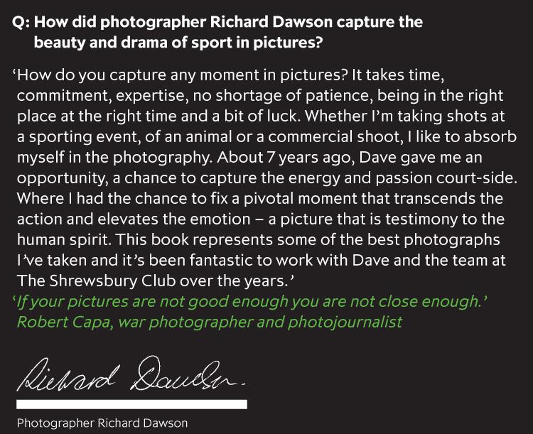About photographer Richard Dawson