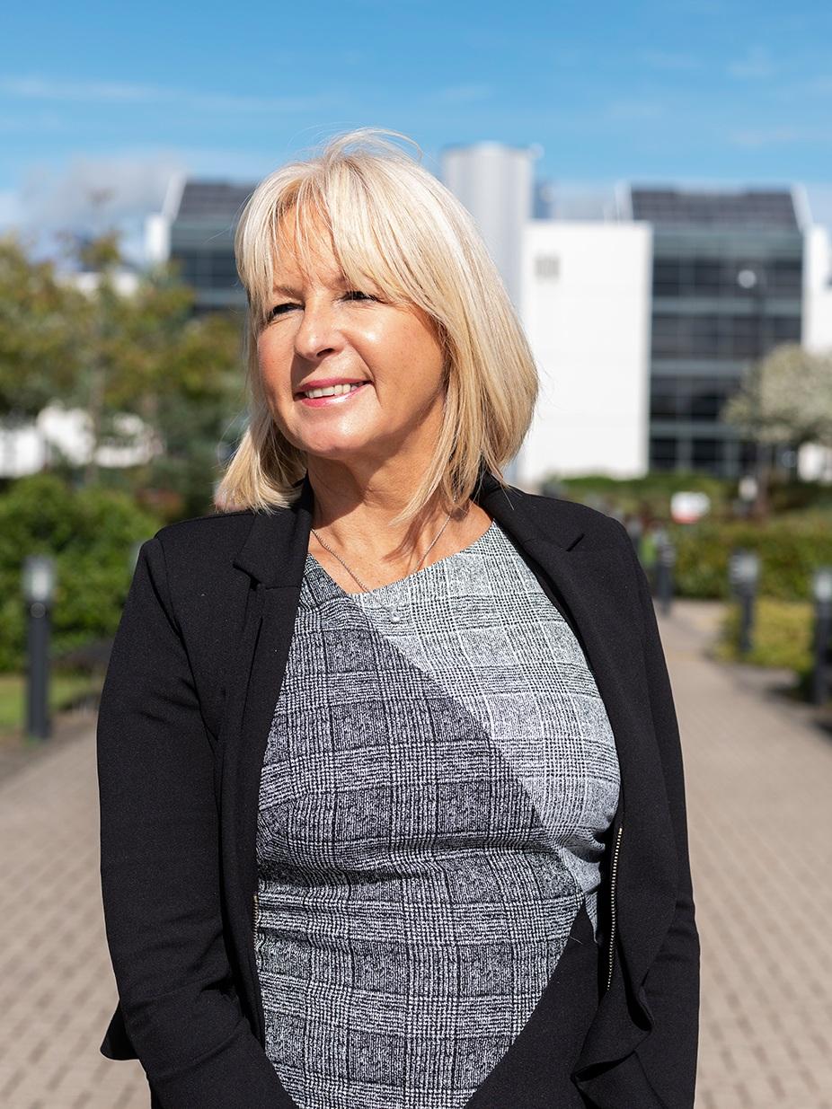 Dawn Fairlamb  Vice-Principal of New College Durham
