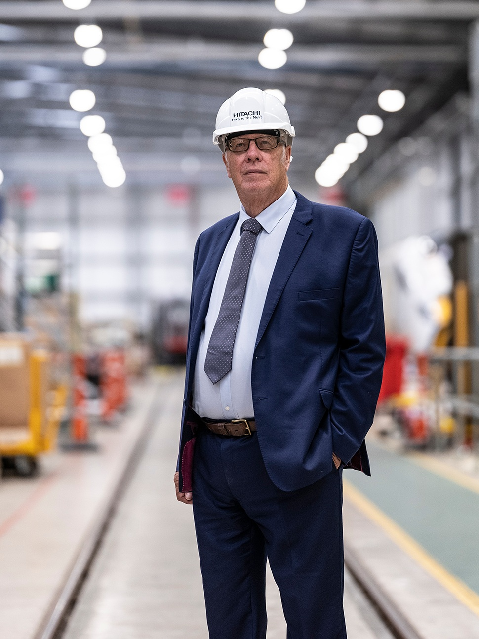 Geoff Hunton    Development Director, Merchant Anglo