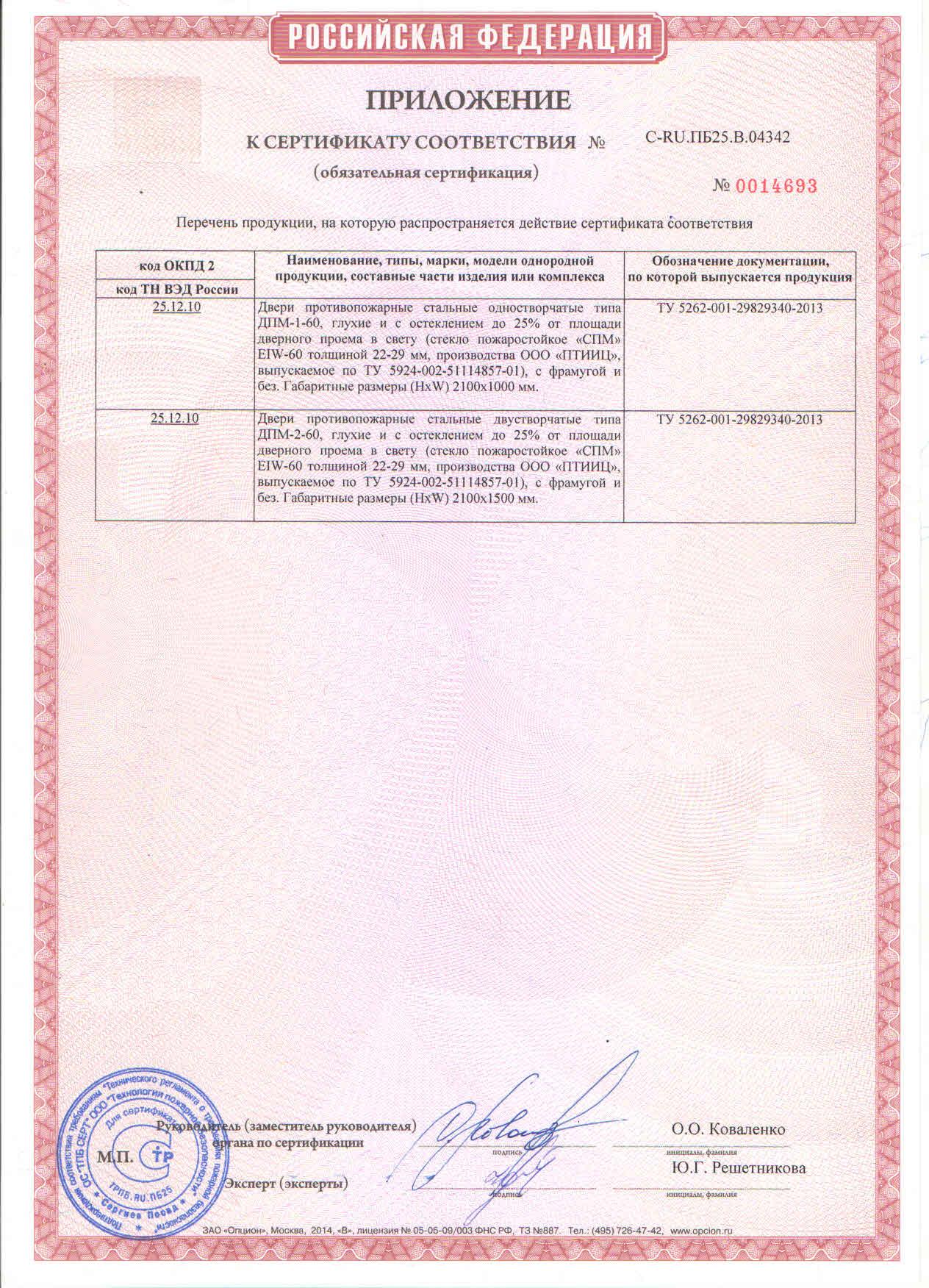 Сертификат соответствия C-RU.ПБ25.В.04342   приложение .jpg