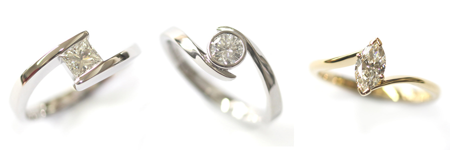 Wrapping Shoulders Solitaire Engagement Rings.jpg