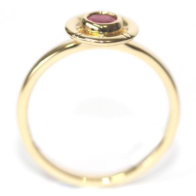 Yellow Gold Ruby Life-Ring Engagement Ring 6.jpg