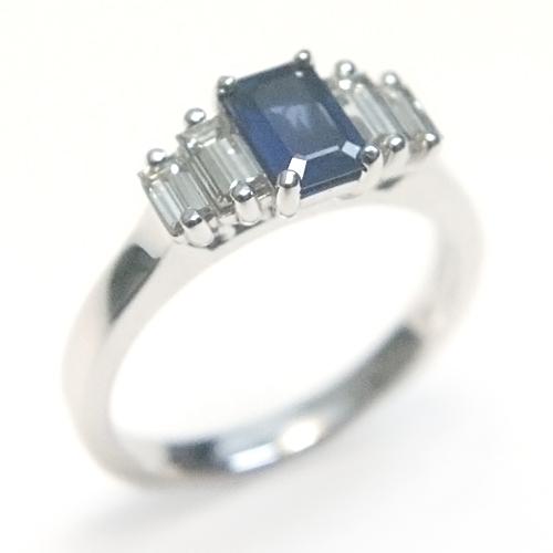 18ct White Gold Sapphire and Diamond Engagement Ring.jpg