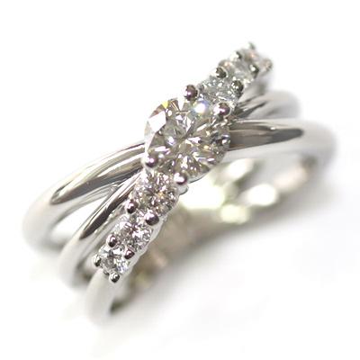 Platinum Three in One Engagement, Wedding and Eternity Ring 4.jpg