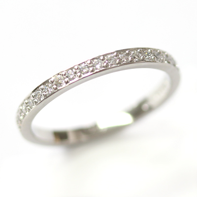 Platinum Ladies Diamond Set Wedding Ring 4.jpg