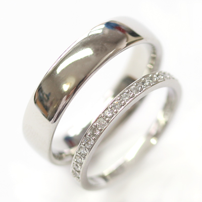Platinum Ladies Diamond Set Wedding Ring 5.jpg