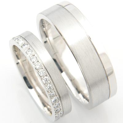 Platinum Matching Pair of Wedding Rings 1.jpg