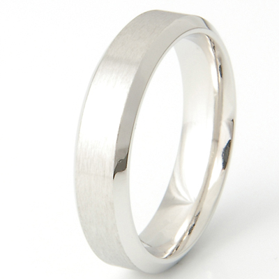 Platinum Double Chamfered Edge Wedding Ring 2.jpg