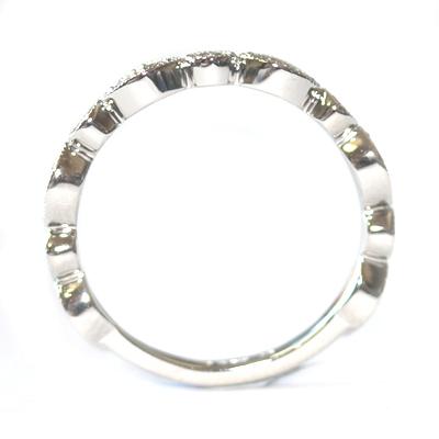 Platinum Two Thirds Set Scalloped Stacker Ring 5.jpg