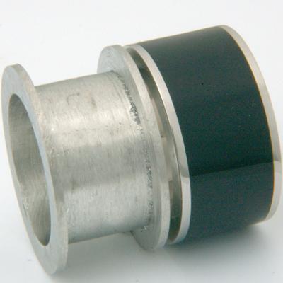 Platinum Diamond and Black Enamel Engagement Ring 4.jpg