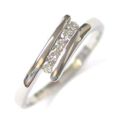 Platinum Five Diamond Dress Ring 2.jpg