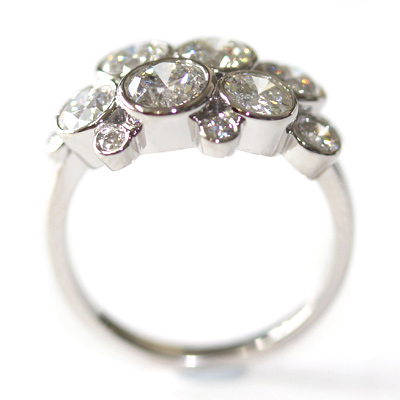 Palladium Multi Diamond Dress Ring 6.jpg