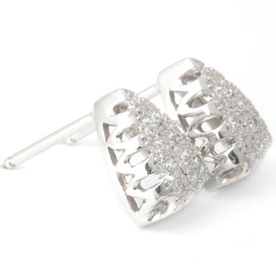 Platinum Pave Set Diamond Earrings 1.jpg