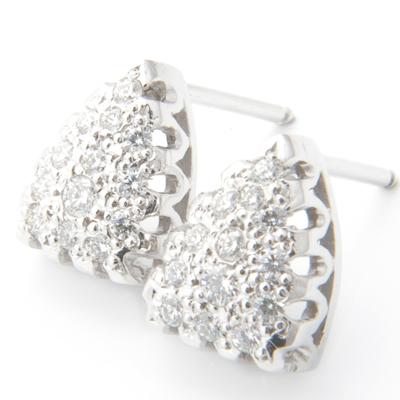Platinum Pave Set Diamond Earrings 2.jpg