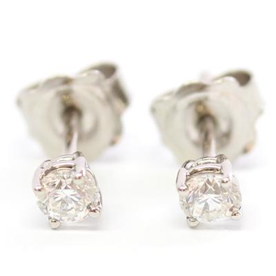 Platinum Diamond Set Earrings 1.jpg