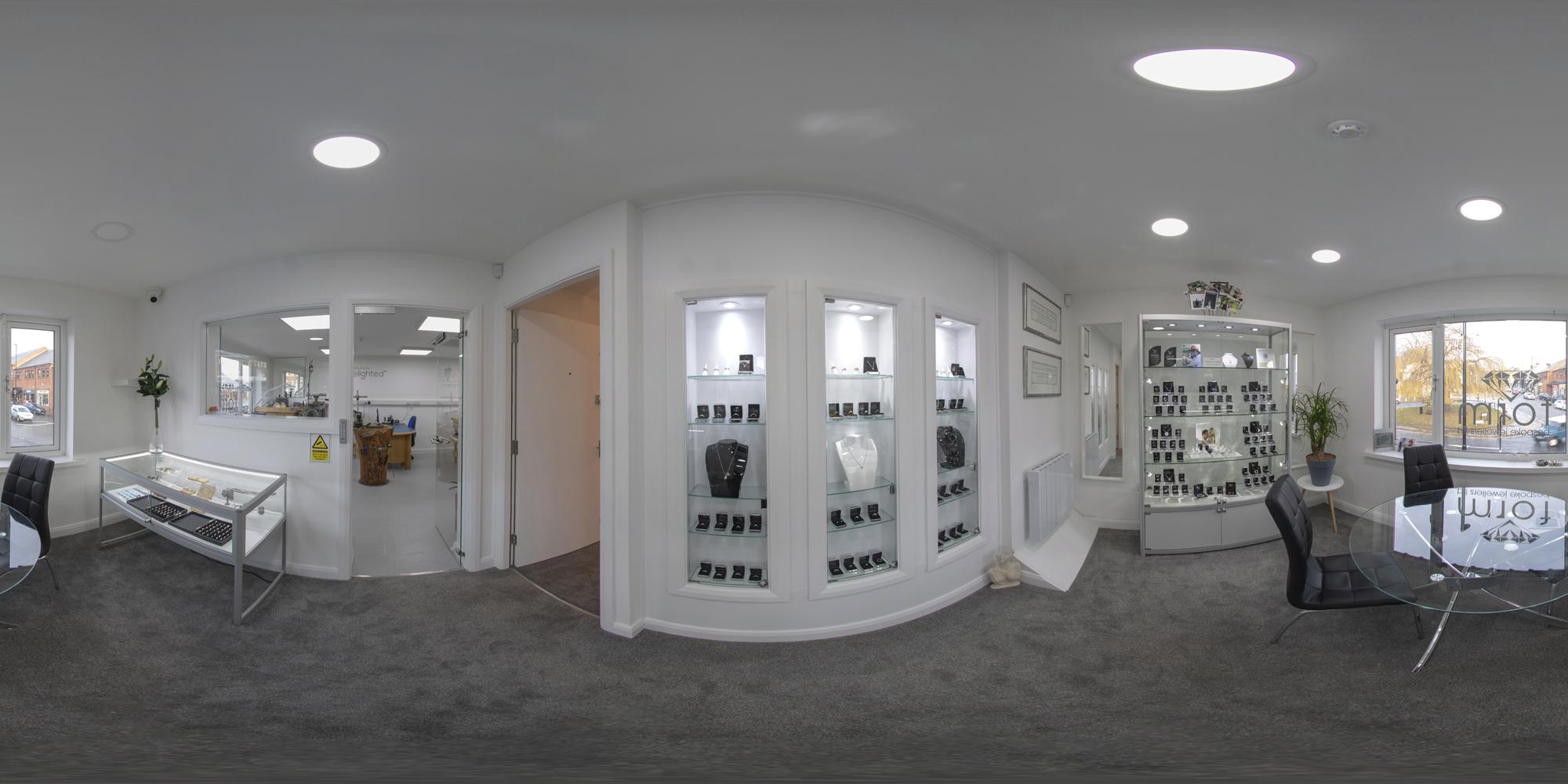 Our Jewellery Showroom - Chapel Allerton, Leeds, West Yorkshire