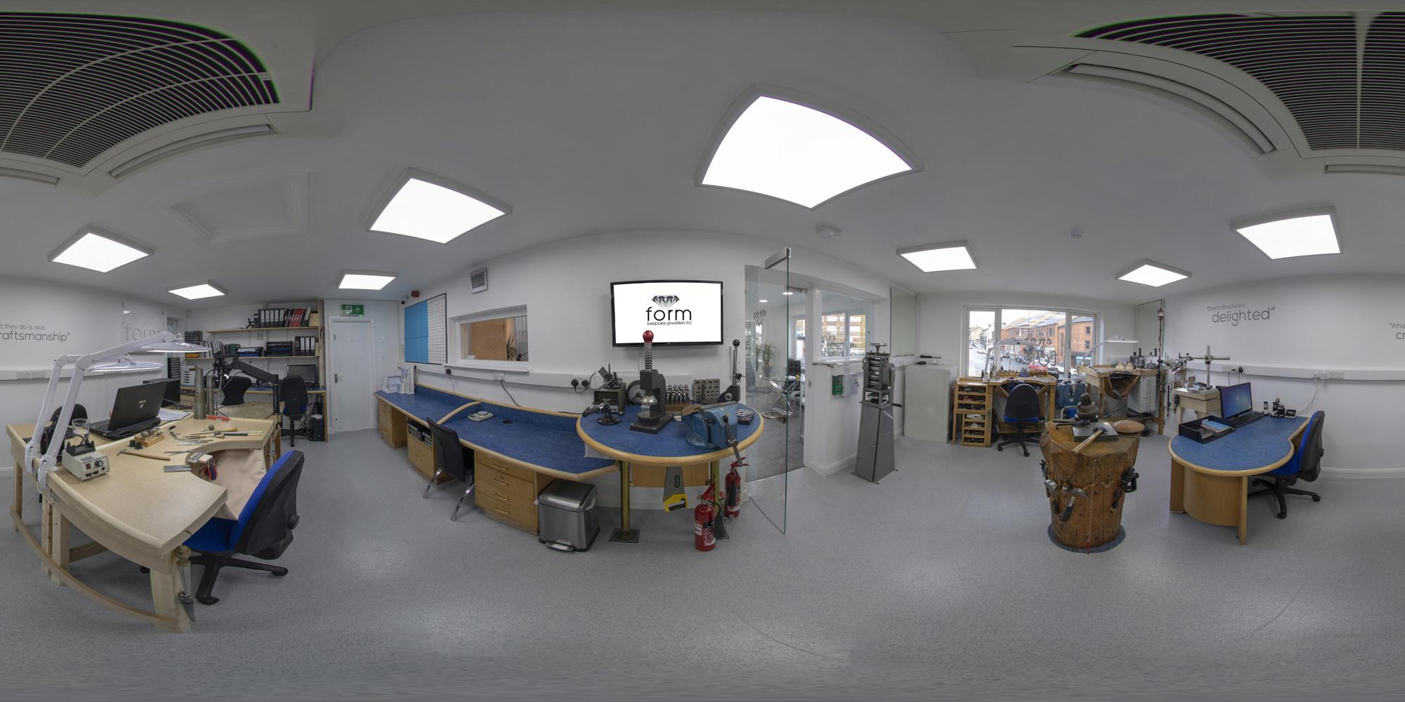 Our Jewellery Workshop - Chapel Allerton, Leeds, West Yorkshire