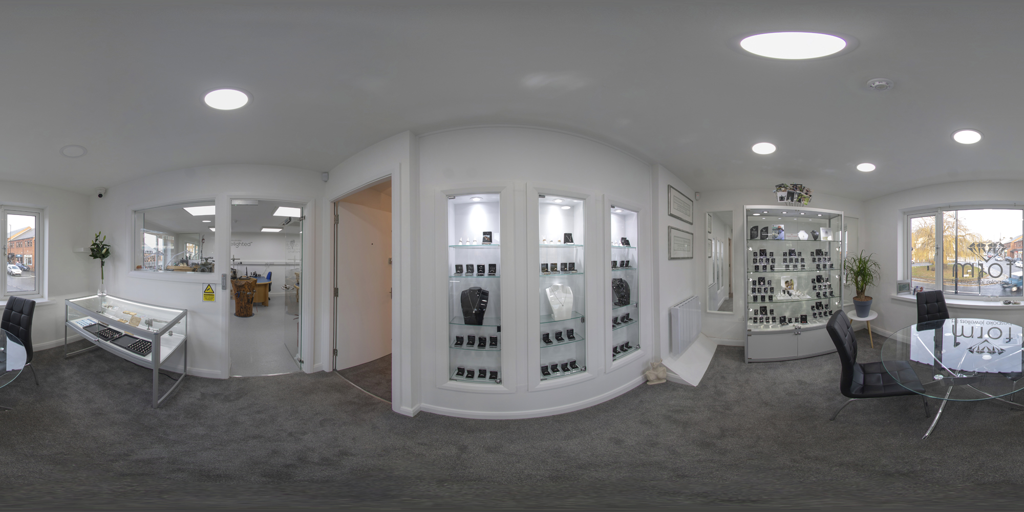 Our New Jewellery Showroom