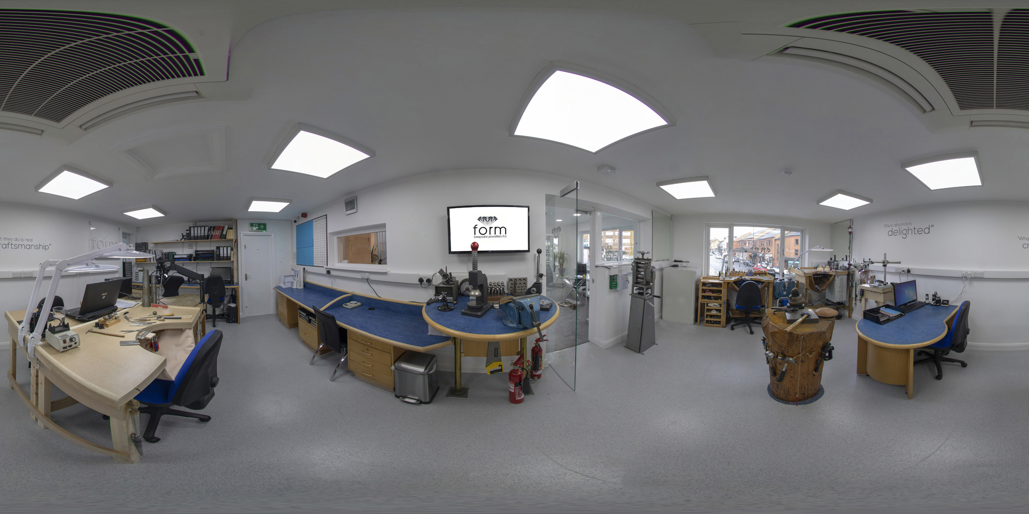 Our New Jewellery Workshop