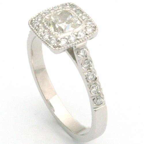 White Gold Tiffany Legacy Style Cushion Cut Diamond Engagement Ring.jpg