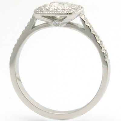 White Gold Tiffany Legacy Style Cushion Cut Diamond Engagement Ring 3.jpg