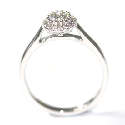 Platinum Oval Cut Diamond Halo Engagement Ring 4.jpg