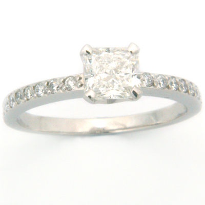 Platinum Asscher Cut Diamond Engagement Ring 3.jpg