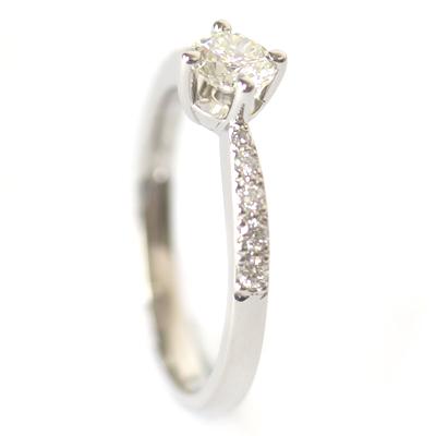 Palladium Round Brilliant Cut Diamond Engagement Ring 2.jpg
