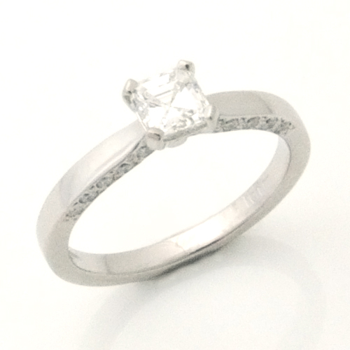 Palladium Princess Cut Diamond Engagement Ring.jpg