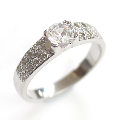White Gold Pave Set Diamond Engagement Ring 1.jpg