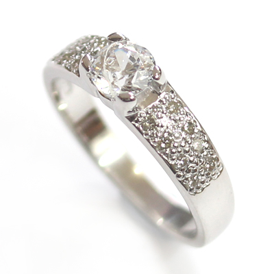 White Gold Pave Set Diamond Engagement Ring 3.jpg