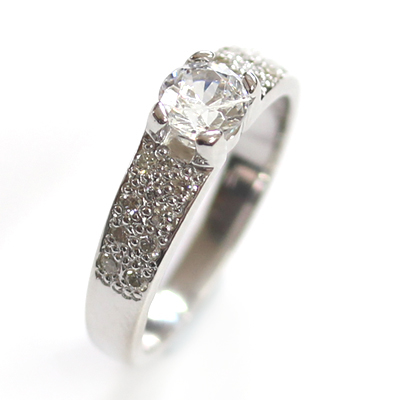 White Gold Pave Set Diamond Engagement Ring 4.jpg
