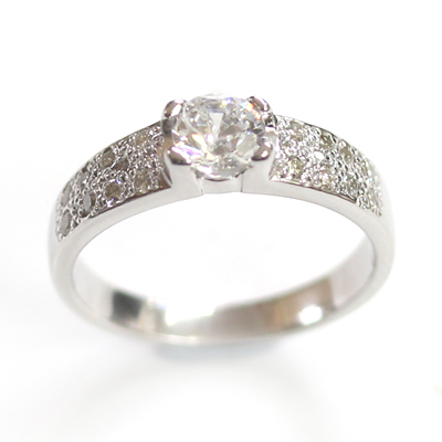 White Gold Pave Set Diamond Engagement Ring 5.jpg
