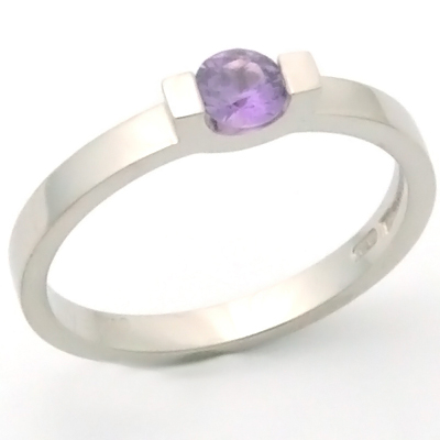 Palladium Purple Sapphire Engagement Ring 2.jpg