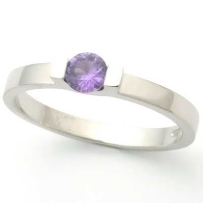 Palladium Purple Sapphire Engagement Ring 3.jpg