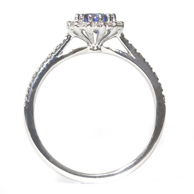 Platinum Sapphire & Diamond Halo Engagement Ring 1.jpg