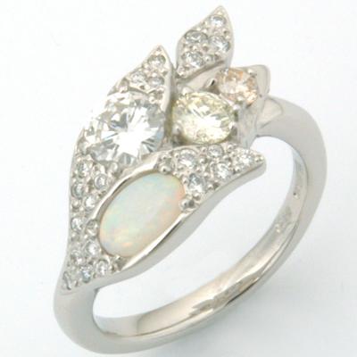 Platinum engagement ring customers stones 3.jpg